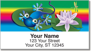 Gecko Address Labels