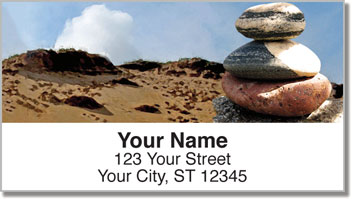 Zen of Nature Address Labels