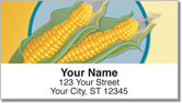 Corn Address Labels