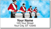 Marching Band Address Labels