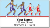 Track Star Address Labels