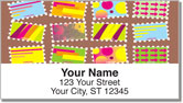 Stamp Collector Address Labels