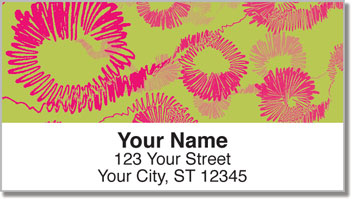 Loop Cube & Ring Address Labels
