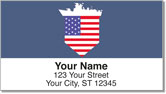 Marine Corps Address Labels