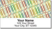 Office Supply Address Labels
