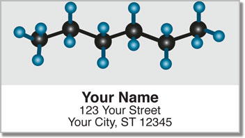 Chemistry Address Labels