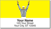 Referee Address Labels