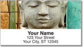 Buddha Address Labels
