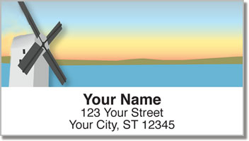 Windmill Address Labels