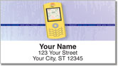 Text Message Address Labels