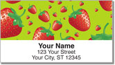Summer Fruit Address Labels