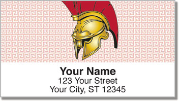 Roman Empire Address Labels