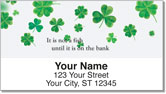 Irish Proverb Address Labels