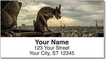 Gargoyle Address Labels
