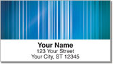 Streaks of Light Address Labels