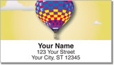 Balloon Ride Address Labels