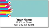 Library Address Labels