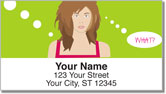 Thought Bubble Address Labels