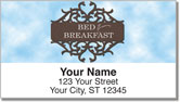 Bed & Breakfast Address Labels