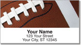 Classic Football Address Labels