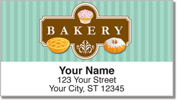 Bakery Address Labels