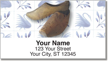 Dutch Address Labels