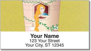 Fairy Tale Address Labels