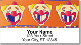 Carnival Fun Address Labels