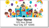Day Care Address Labels