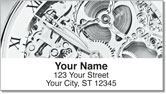 Clockwork Address Labels