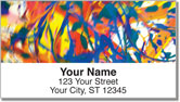 Action Jackson Address Labels