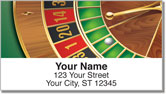 Roulette Address Labels