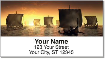 Viking Address Labels