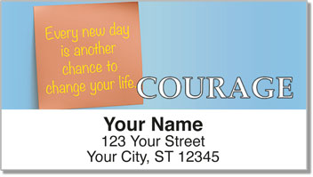Notes & Quotes Address Labels
