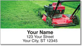 Lawn Care Address Labels