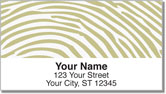 Fingerprint Address Labels