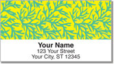 Reef Print Address Labels