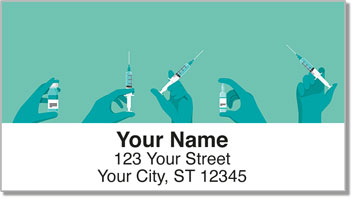 Medical Address Labels
