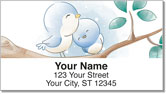 Baby Bluebird Address Labels