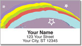 Rainbow Sweep Address Labels