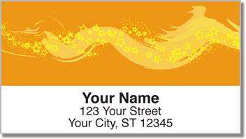 Star Sweep Address Labels