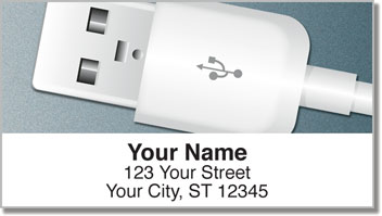 Plug It In Address Labels