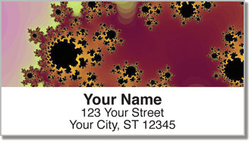 Fractal Address Labels