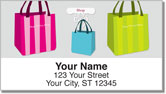 Shopping Address Labels