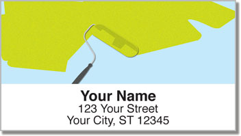House Painting Address Labels