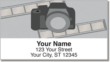 Photographer Address Labels