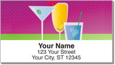 Drink Up Address Labels