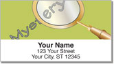 Mystery Address Labels