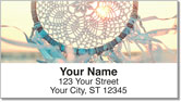 Dream Catcher Address Labels