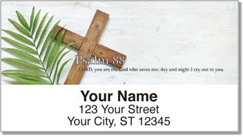 Psalms Address Labels